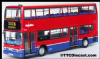 NORTHCORD UKBUS1002 Trident ALX400 - Metroline - Route 16 Cricklwood * PRE OWNED *